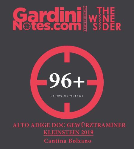 KLEINSTEIN GEWÜRZTRAMINER Südtirol • Alto Adige DOC 2020