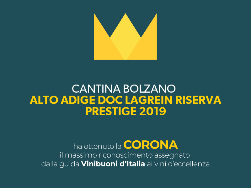 PRESTIGE GRIESER LAGREIN RISERVA Südtirol • Alto Adige DOC 2019